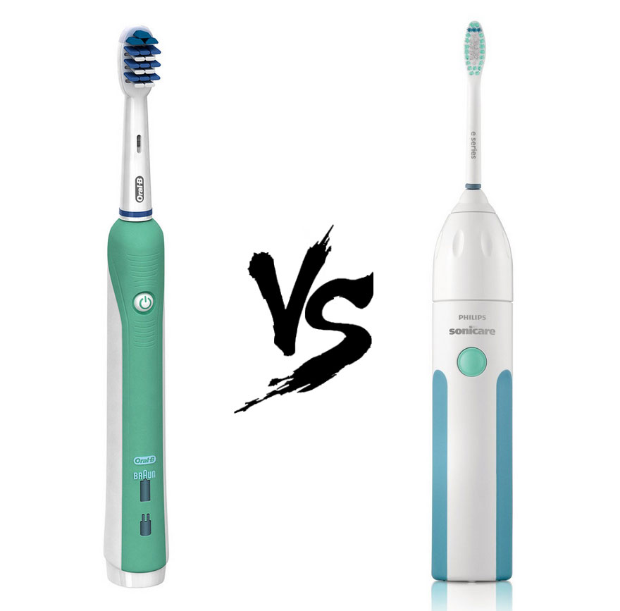 Oral-B VS Sonicare - Who Makes the Best Electric Toothbrush 8e7fdd22d6f38