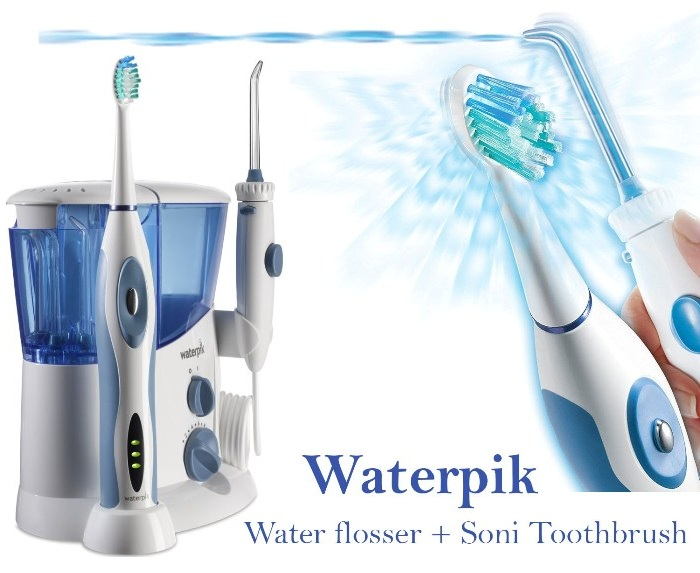 waterpik complete care wp 900 water flosser and sonic toothbrush review best electric toothbrush. Black Bedroom Furniture Sets. Home Design Ideas