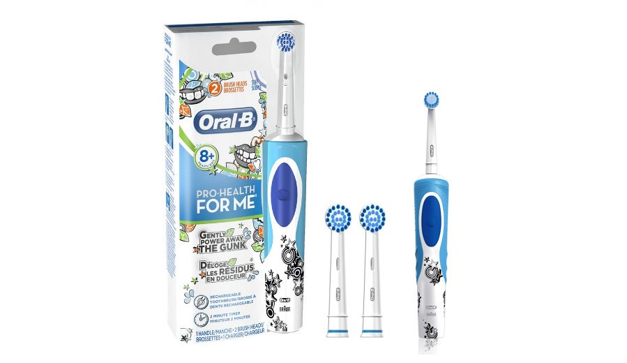 Oral B Pro Health For Me Rechargeable Power Toothbrush