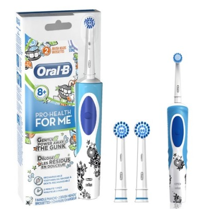 Oral-B Pro- Health For Me Rechargeable Power Toothbrush