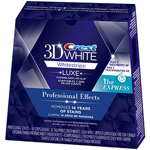 Crest 3D White Luxe