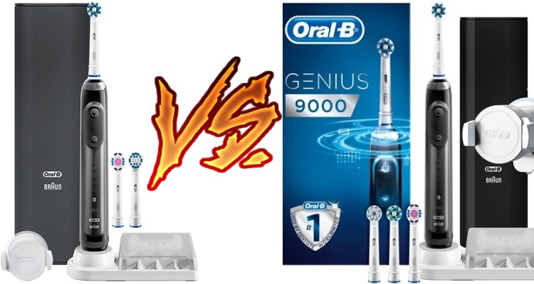 Oral B 8000 Vs 9000 Which Works Better Best Electric