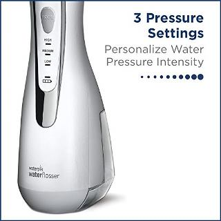 Waterpik Pressure Control