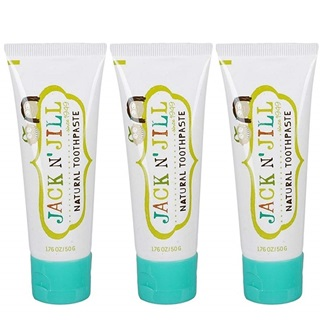 Jack N' Jill Natural Organic Toothpaste