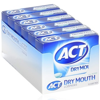 ACT Total Care Dry Mouth Lozenges