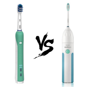 Oral b 1000 vs sonicare essence