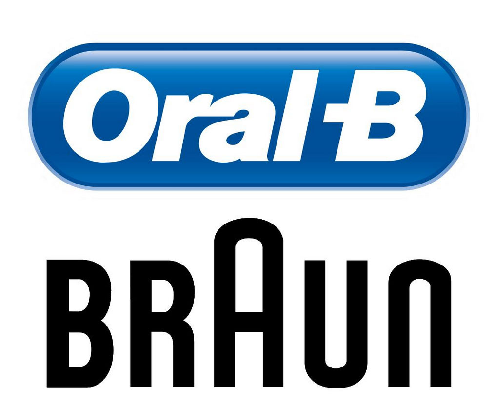 Sonicare Logo Oral-B goes way back in