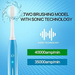 Maybuy 4 Electric Toothbrush Set