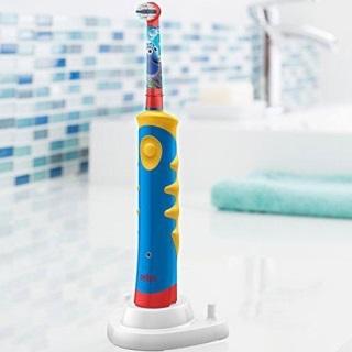 Oral-B Disney's Pixar Musical Electric Toothbrush
