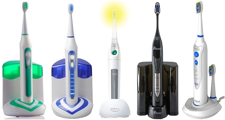 Chasing The Best Ultrasonic Toothbrush 2018 Five Best