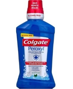 Colgate Peroxyl Mouth Sore Rinse