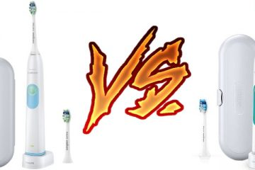 Philips Sonicare 2 Series vs 3 Series