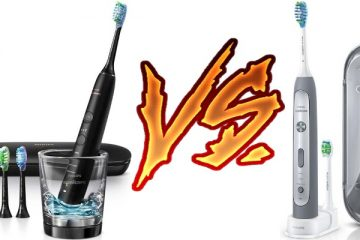 Philips Sonicare DiamondClean vs FlexCare Platinum