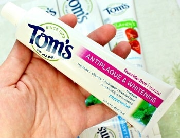Tom's of Maine Antiplaque Toothpaste