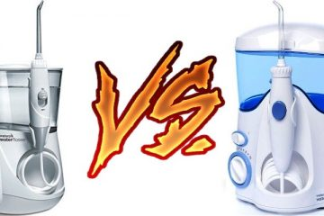 Waterpik Ultra vs Aquarius