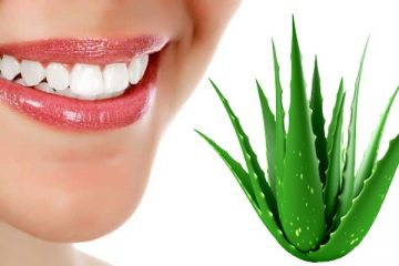 Aloe Vera For Teeth