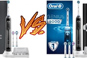 Oral-B 8000 vs 9000