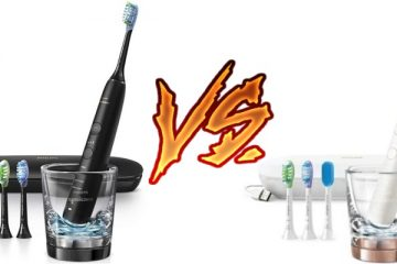 Philips Sonicare 9300 vs 9500