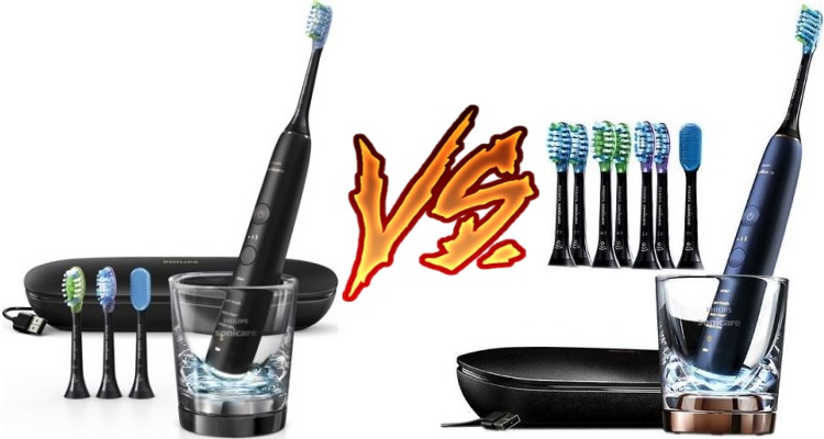 Philips Sonicare 9500 vs 9700