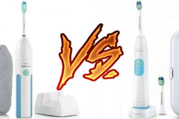Sonicare Essence vs Series 2