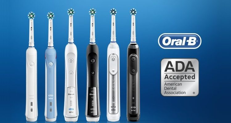 Oral B electric toothbrush comparison