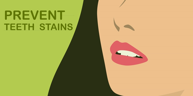 Prevent Teeth Stains