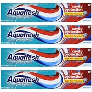 Aquafresh Cavity Protection Tube Cool Mint