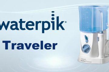 Waterpik Traveler Water Flosser (WP-300)