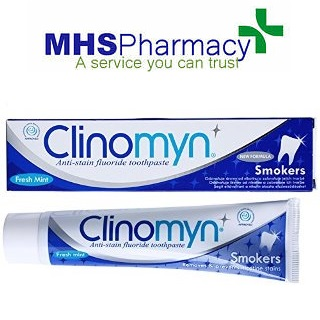 Clinomyn Toothpaste for Smokers