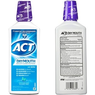 ACT Total Care Dry Soothing Mouthwash