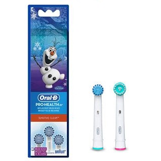Pro-Health Jr. Disney Frozen Replacement Brush Heads